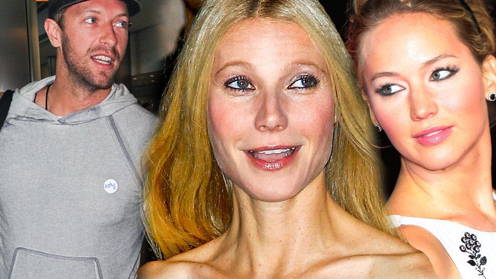 Gwyneth Paltrow On Chris Martin Divorce