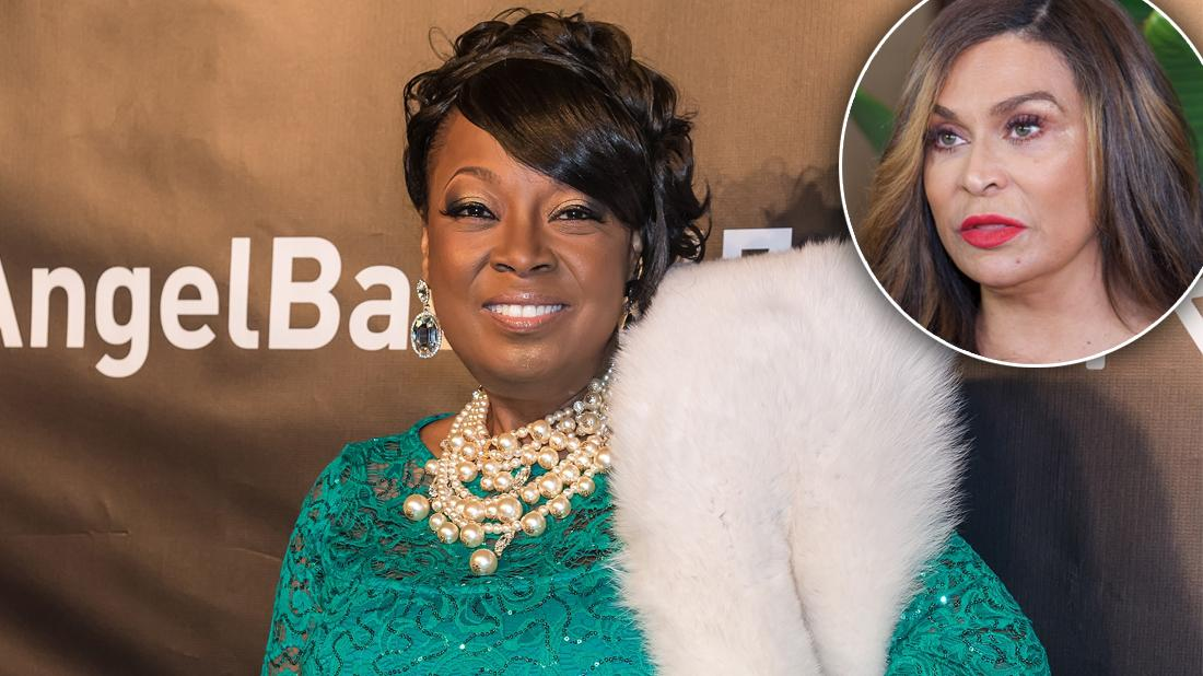 Star Jones Welcomes New Addition To Family, Tina Knowles Claims