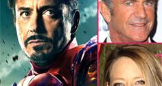 //robert downey jr wants jodi foster mel gibson next avengers movie