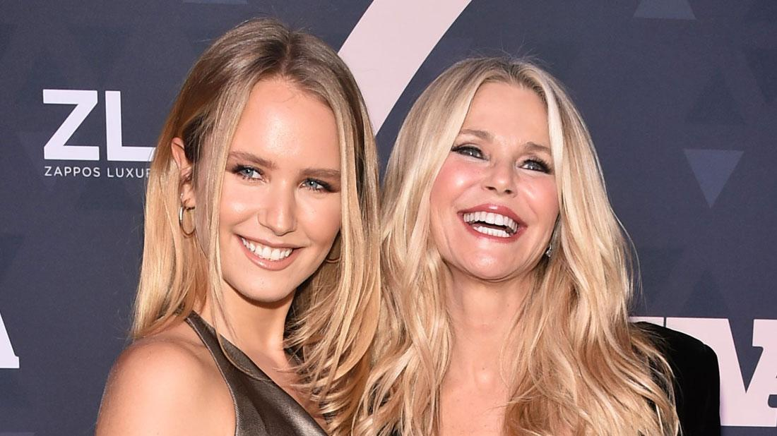 Christie Brinkley's Daughter Sailor Takes Her Place On 'DWTS'