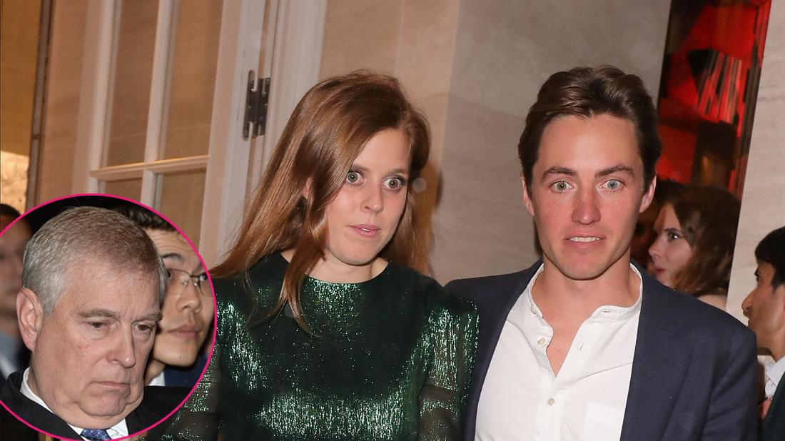 Princess Beatrice To Scale Back Wedding After Dad's Scandal