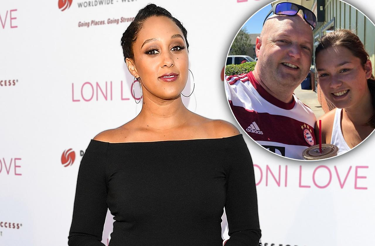 Tamera Mowry Missing Niece Father
