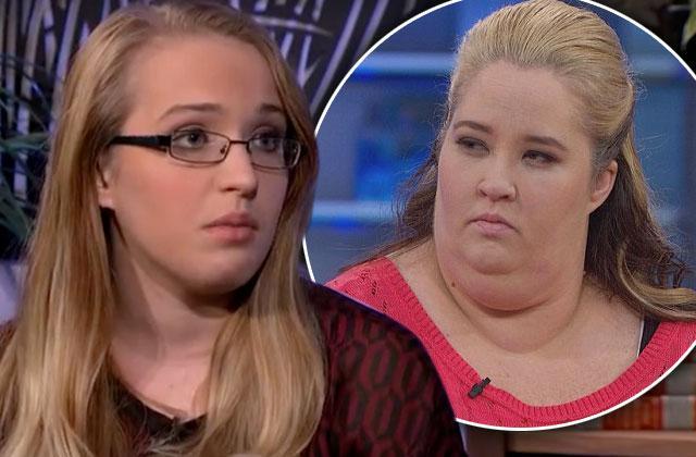 Mama June Daughter Anna Family Feud Denies Good Term