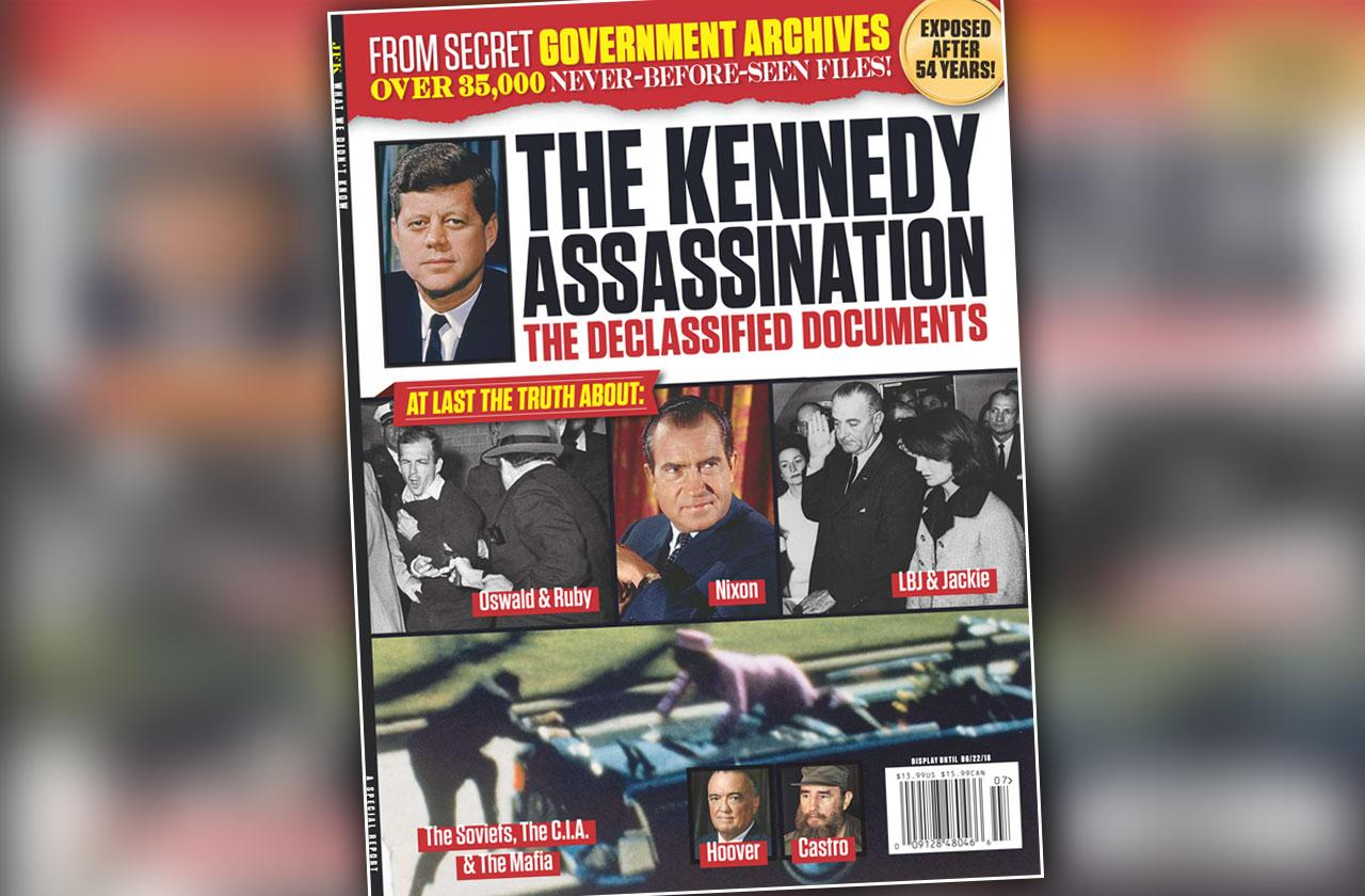 The Kennedy Assassination Special Issue