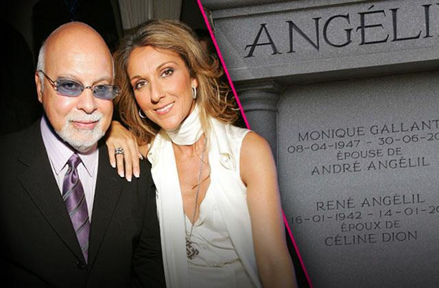 //celine dion husband rene angelil montreal canada cemetery grave pp