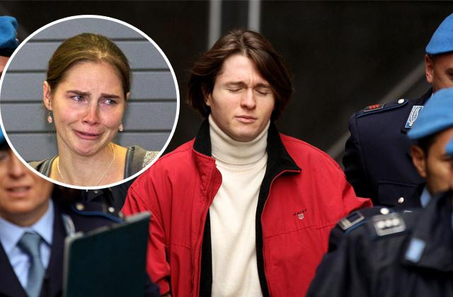//amanda knox ex boyfriend cant find good girl after muder scandal pp