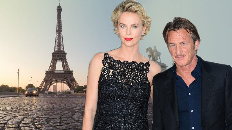 Sean Penn Charlize Theron Engaged