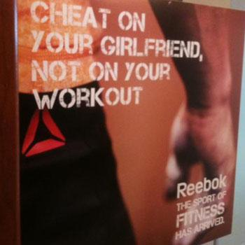 //reebok cheaters ad pulled