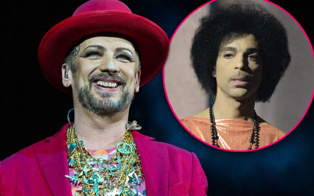 Boy George Slept With Prince