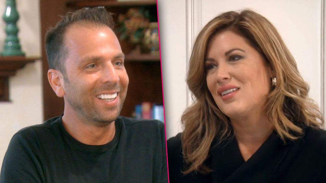 'RHOC' Emily Simpson & Shane Desperately Trying To Save Marriage