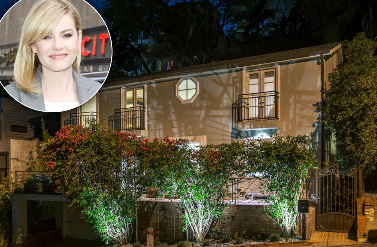 Elisha Cuthbert Rents Out Hollywood Hills Home