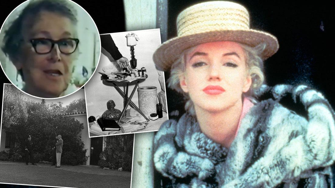 Marilyn Monroe's Housekeeper, Publicist Fled The U.S. After Her Death