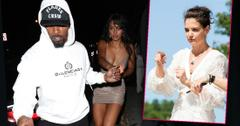 Jamie Foxx Caught With Mystery Woman Not Katie Holmes