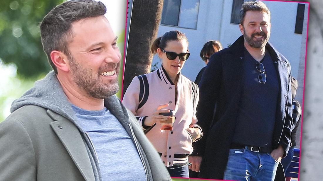 Ben Affleck Posts Mother's Day Tribute To Ex Jennifer Garner