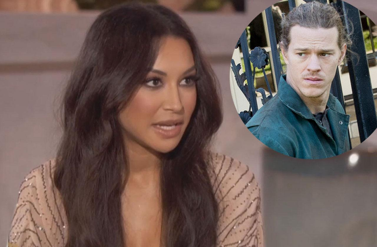 //naya rivera  call assault ryan dorsey pp