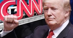 Donald Trump Tweets Video Clip Of Himself Beating Up CNN