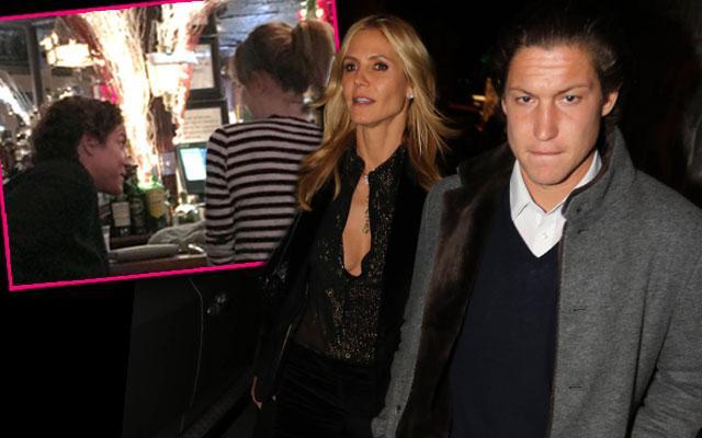 Heidi Klum Boyfriend Cheating Switzerland