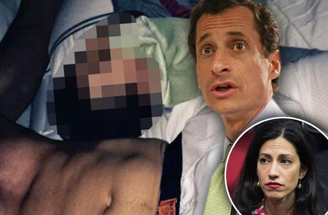 Anthony Weiner Sexting Son Scandal Child Protective Services
