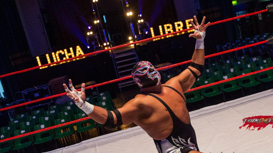wrestler silver king nacho libre star dies in ring
