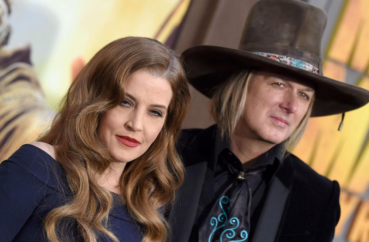 Lisa Marie Presley Ex Claims Nothing Postnup