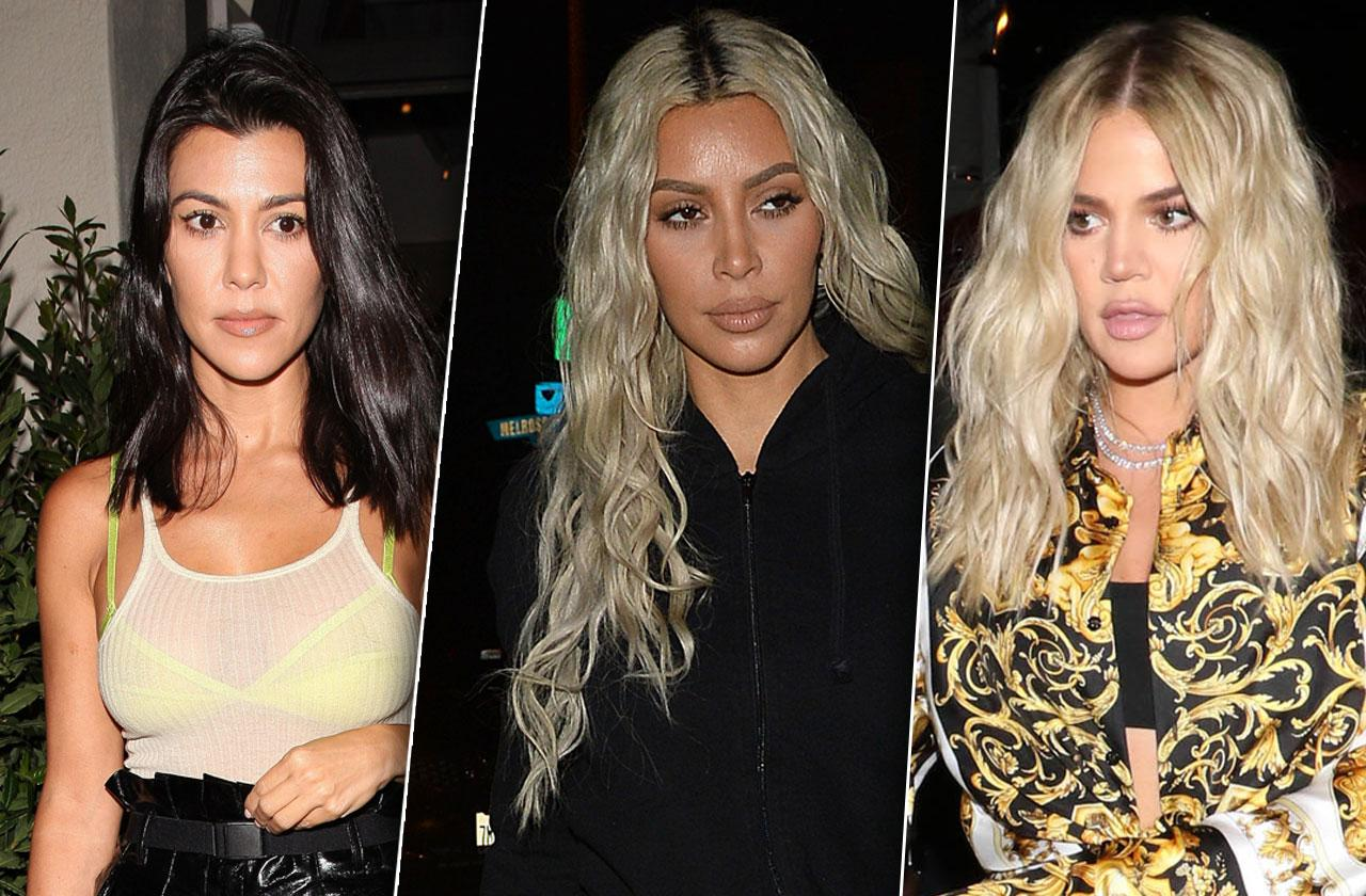 KUWTK Recap Kim Kardashian Kourtney Kardashian Khloe Fight Over