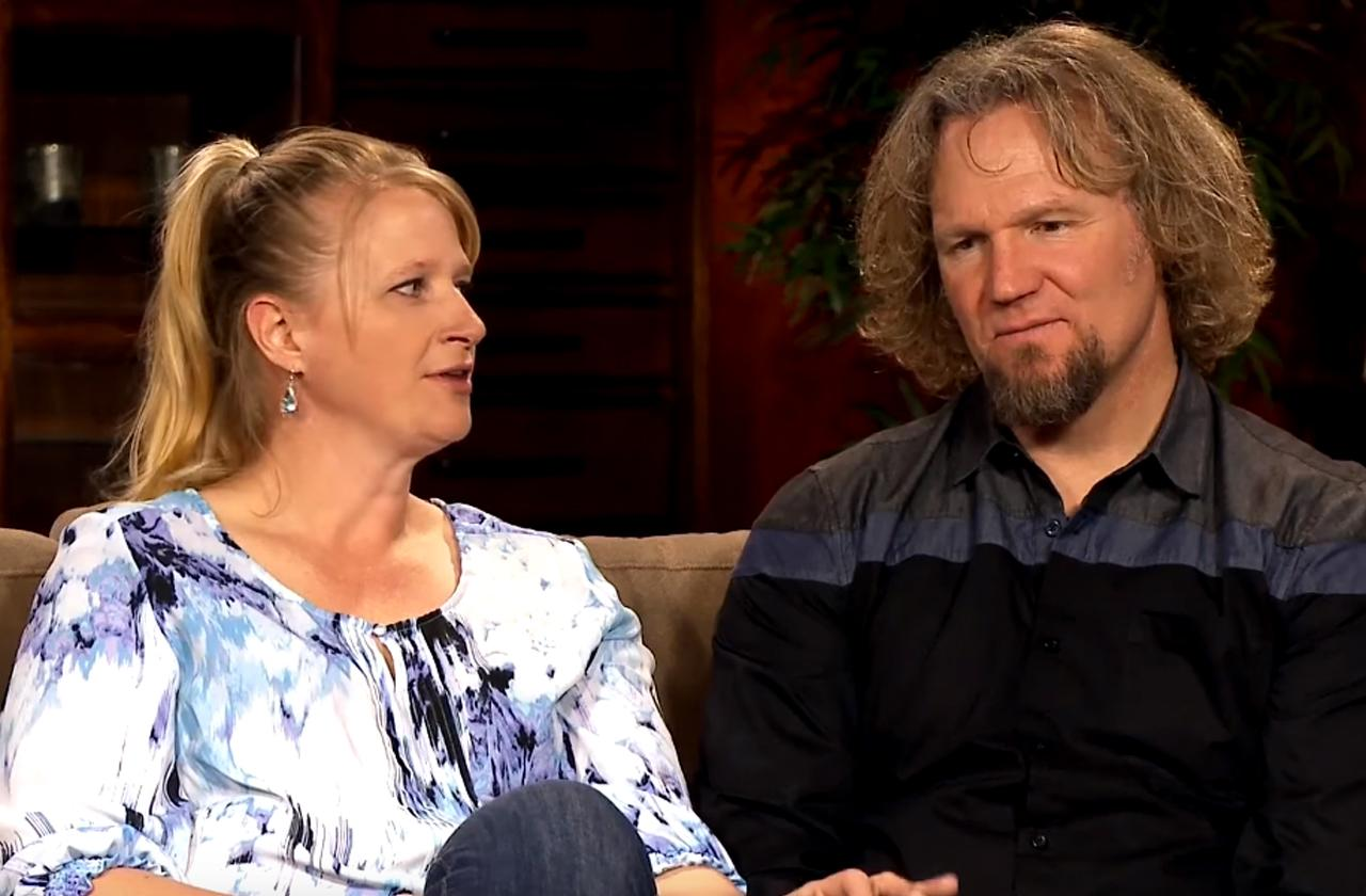 sister wives kody brown Christine cousins related