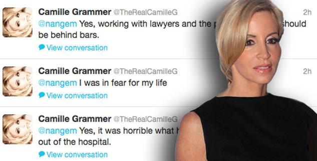 Camille-Grammer-tweets-hospital-abuse