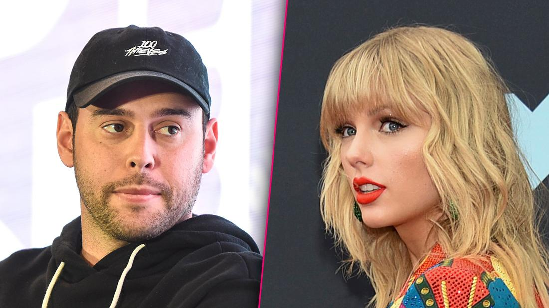 Scooter Braun Slams Taylor Swift Amid Online Feud: 'I'm Not Going To Participate'
