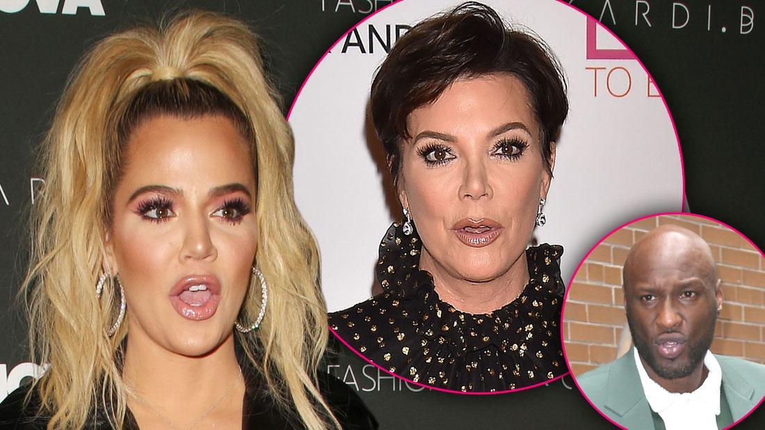 'KUWTK': Kris Jenner Lied To Khloe Kardashian About Lamar Odom