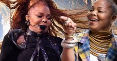Janet Jackson Packing On Pounds After End Of Tour