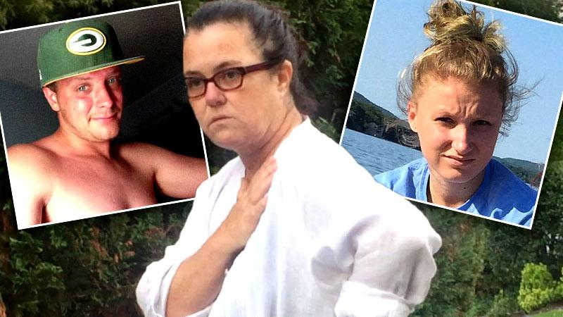 Rosie O'Donnell Missing Daughter Chelsea Found Steve Sheerer Heroin Charges