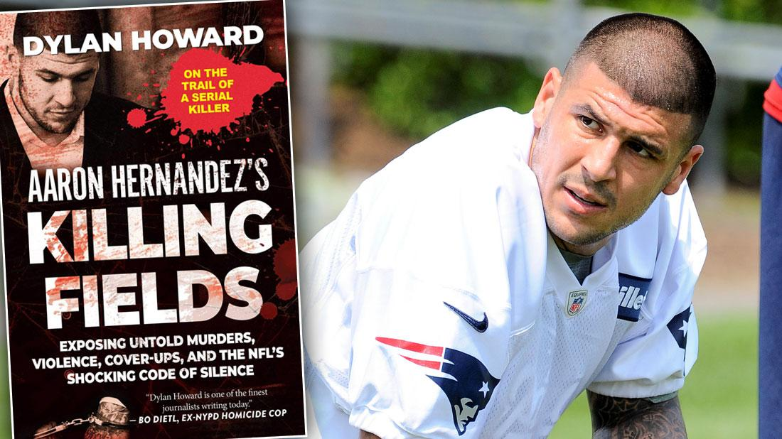 Aaron Hernandez's Paranoid Plot To Kill Male Stripper In Bid To Hide His Sexuality