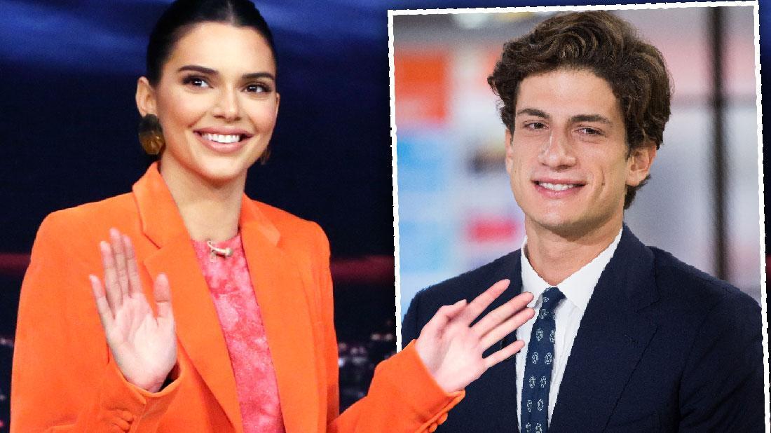 Kennedy Jack Schlossberg Crush Kendall Jenner