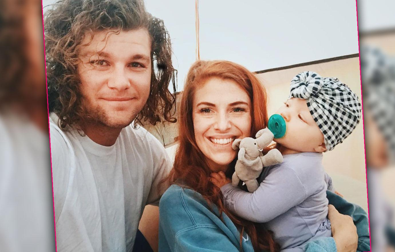 Audrey Roloff Recalls Daughter Ember's Difficult Birth Before One Year Birthday