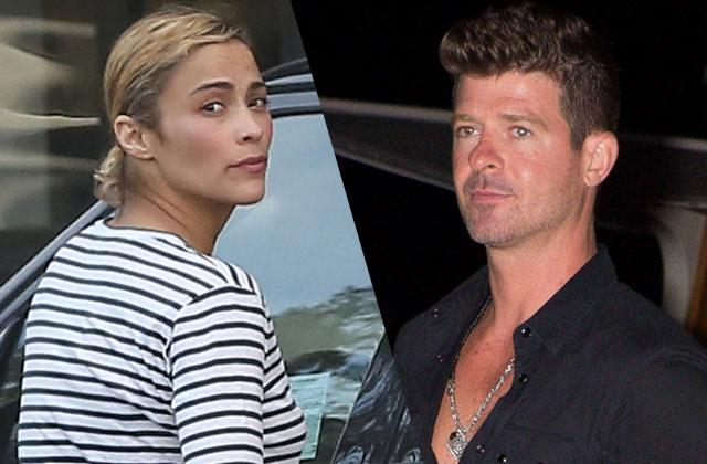 Robin Thicke Paula Patton Divorce Domestic Violence Claims DCFS