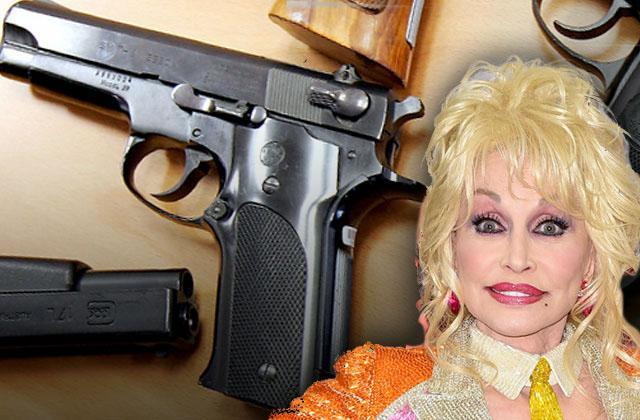 dolly parton gun pp