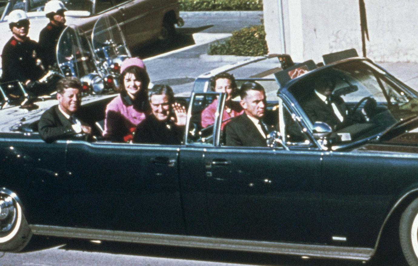 JFK Assassination Cover Up Doctored Photos Revealed