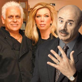 Amy and Samy Bouzaglo Dr. Phil. kitchen nightmares gordon ramsey