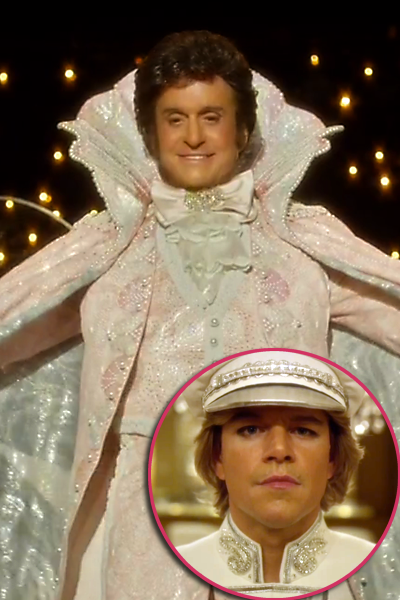 Liberace movie