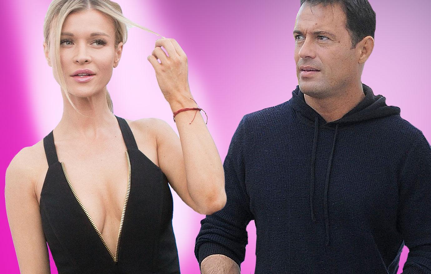 Romain Zago Swears Joanna Krupa's Vagina Smells Amazing