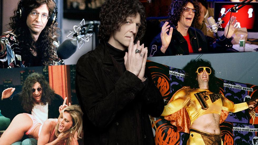 Howard Stern Show Celebrity Scandals