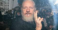 Julian Assange's Dirty Embassy Living Conditions Exposed