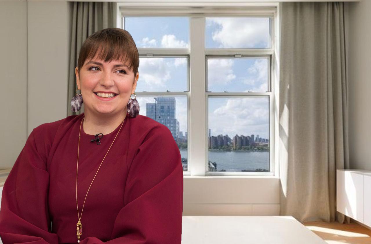 Lena Dunham Brooklyn Apartment Real Estate Sale