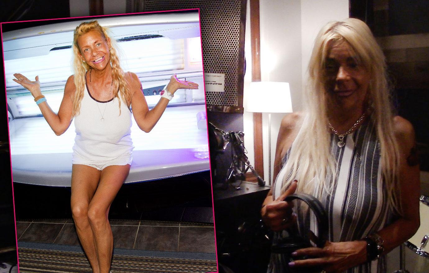 Tan Mom Patricia Krentcil Returns To Sing Recording Session