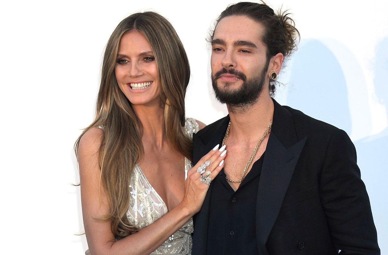 Heidi Klum Debuts Boyfriend Tom Kaulitz