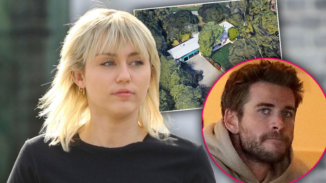 Moving On! Newly Single Miley Cyrus Secretly Sells Malibu Mansion After