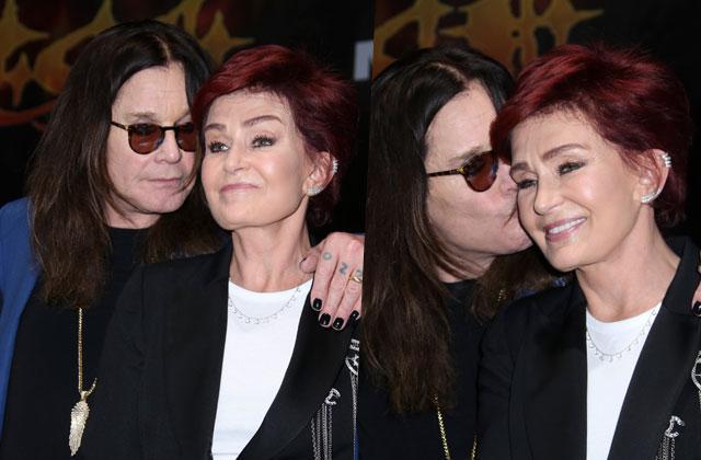 Ozzy Osbourne Sharon Osbourne Divorce Reunite