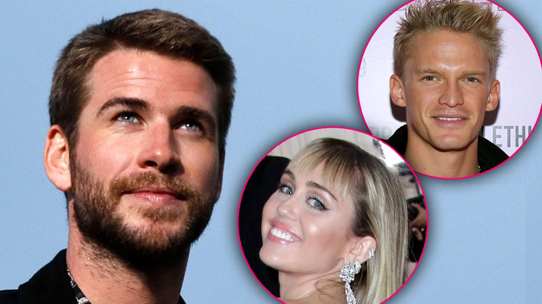 Liam Hemsworth Doesn't Care That Miley Cyrus Is Dating Cody Simpson
