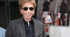 Barry Manilow – Scrawny Appearance Prompts New Health Concerns