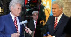 Jeopardy Alex Trebek Talks Cancer Battle First Interview